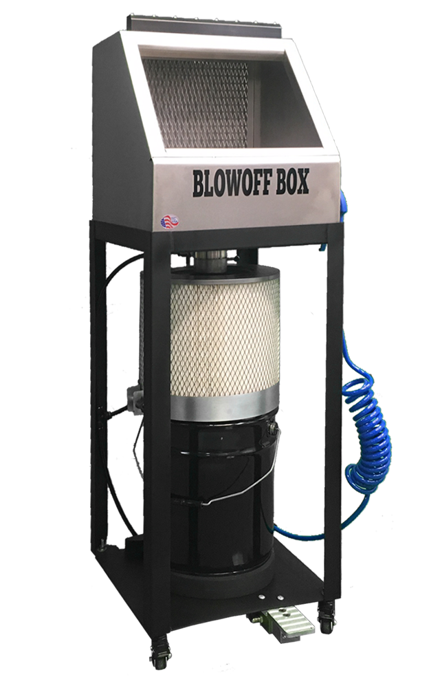Full Photo of Blowoff Box Product