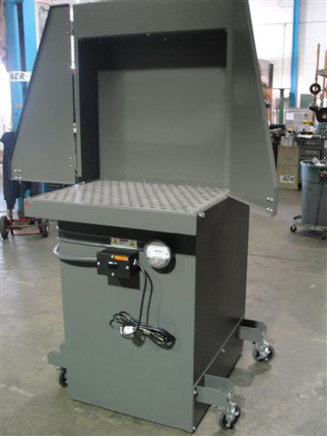 Portable Fume Booth Product